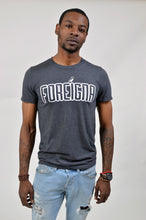 Load image into Gallery viewer, Foreigna Logo Tee - Heather/Grey