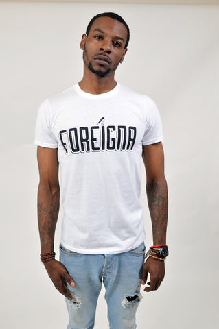 Foreigna White T-Shirt