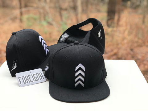 Foreigna TakeOff Snap-Back Cap