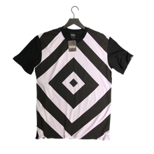 Load image into Gallery viewer, Foreigna Diamond Eye Tee - Black