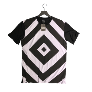 Foreigna Diamond Eye Tee - Black