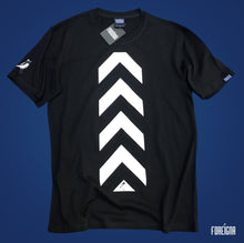 Load image into Gallery viewer, FOREIGNA TAKEOFF Tee - Black - FOREIGNA