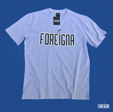 Load image into Gallery viewer, FOREIGNA LOGO Tee - Sport/Grey
