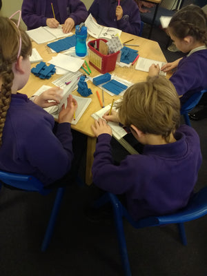 Image from a KS2 engineering workshop
