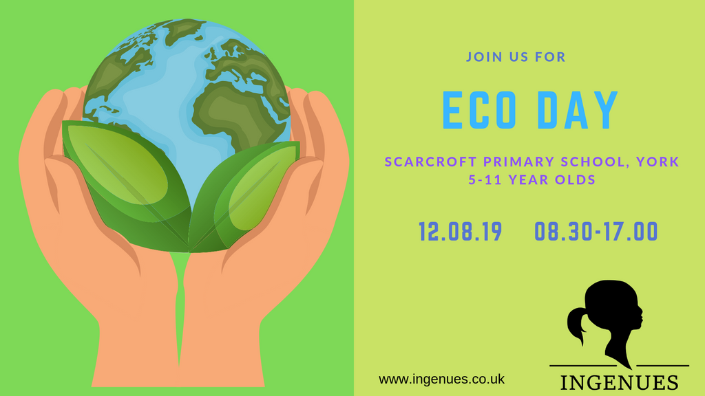 Eco Day, York - 12th August 2019 - Ingenues