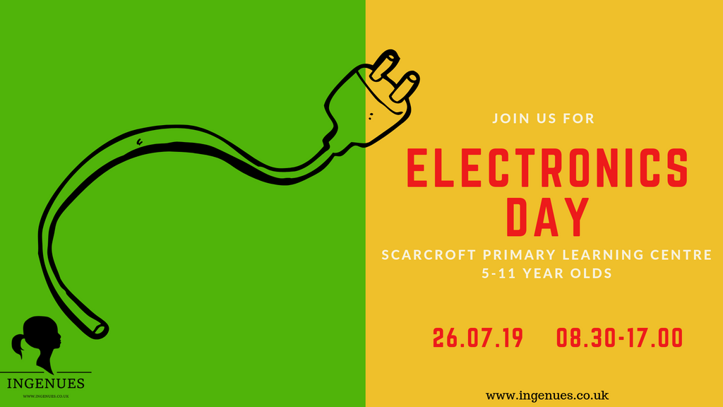 Electronics Day, York - Ingenues