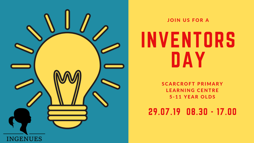 Inventors Day, York, 29th July 2019 - Ingenues