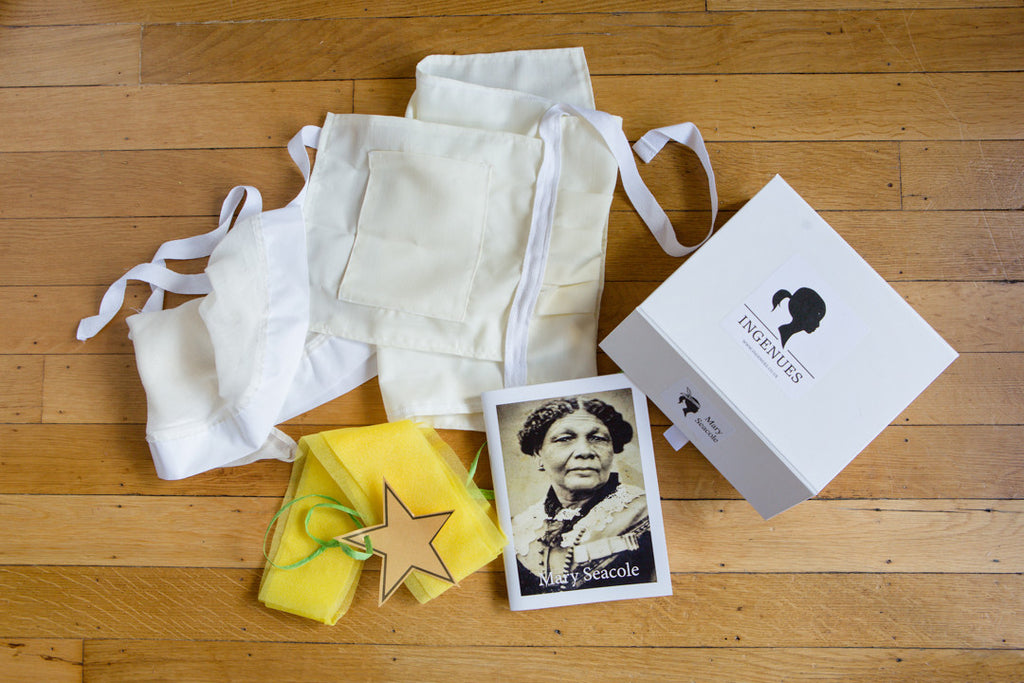 For the Bravest of Healers: The Mary Seacole Nursing Activity Box - Ingenues