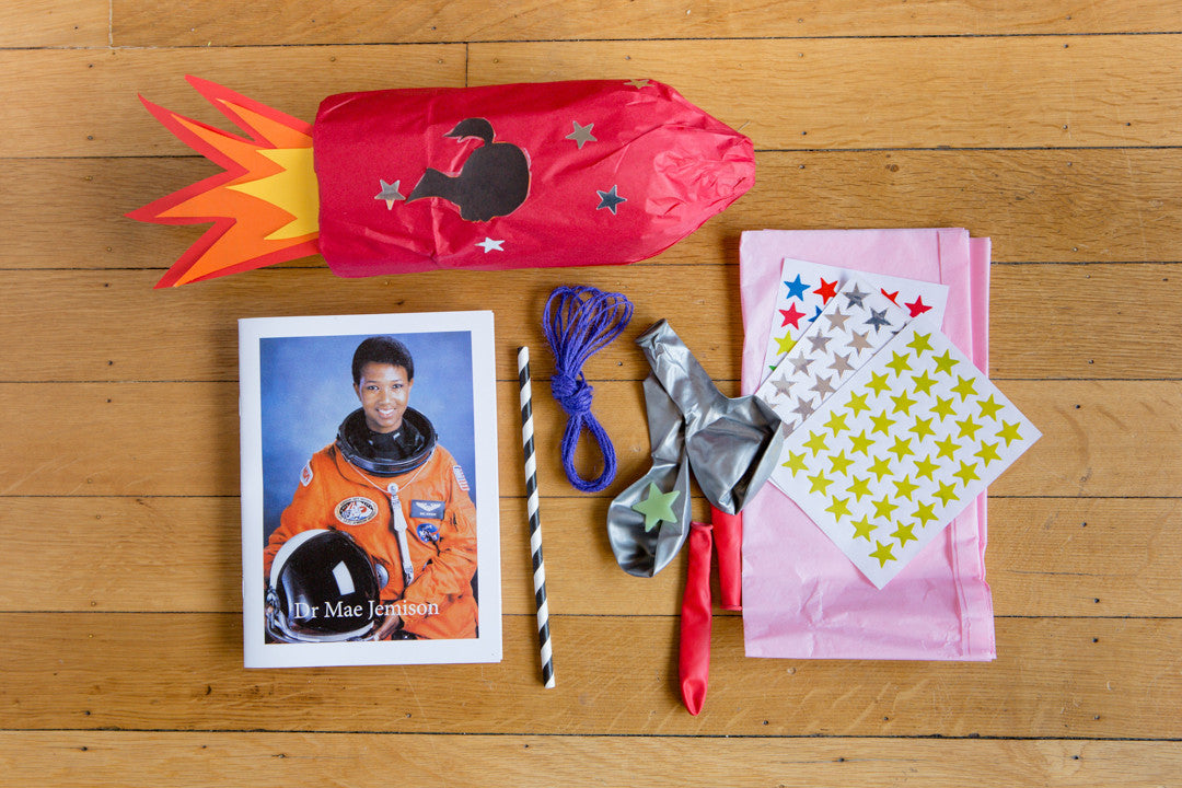 For Those Aim for the Stars: The Mae Jemison Astronaut Activity Pack - Ingenues