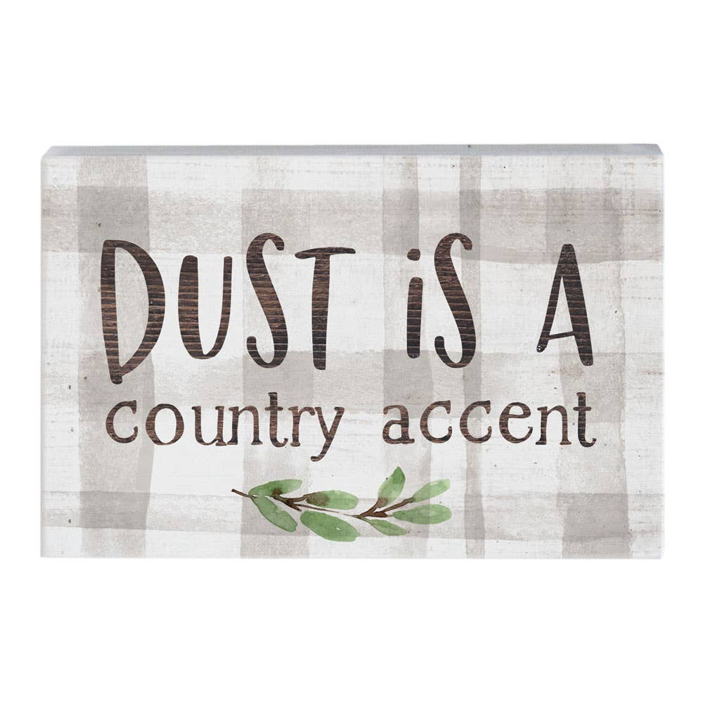 Country Accent - Inspire Board