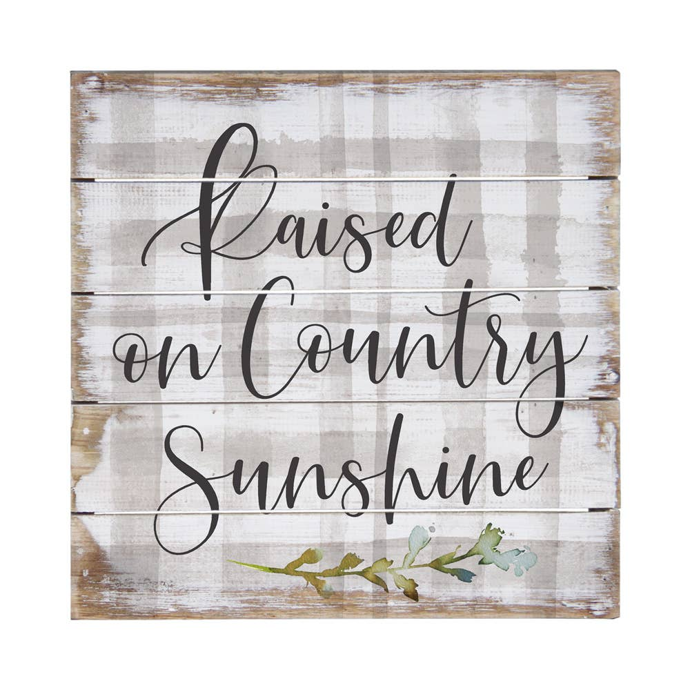 Country Sunshine 6x6 - Inspire Board