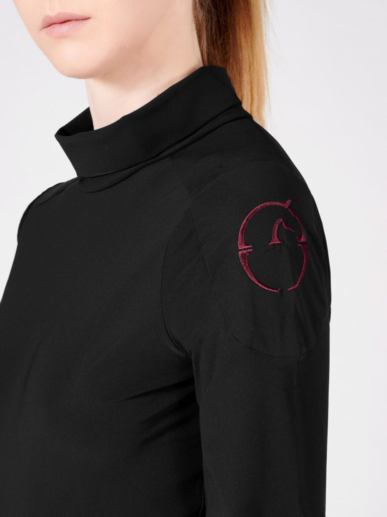 VESTRUM CHARTRES TRAINING TOP - Black