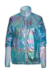 F.WORDS Fearless Water Repellent Jacket - Floral
