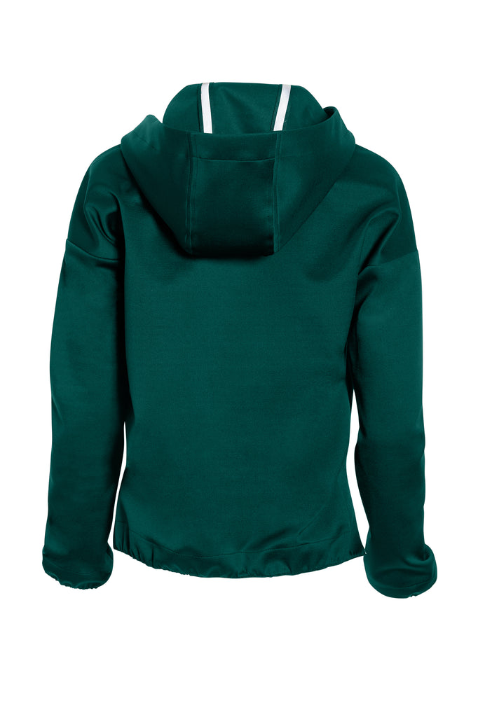 F.WORDS Fog Hoodie - Forest Green