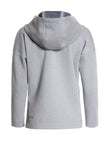 F.WORDS Freedom Hoodie - Heather Grey