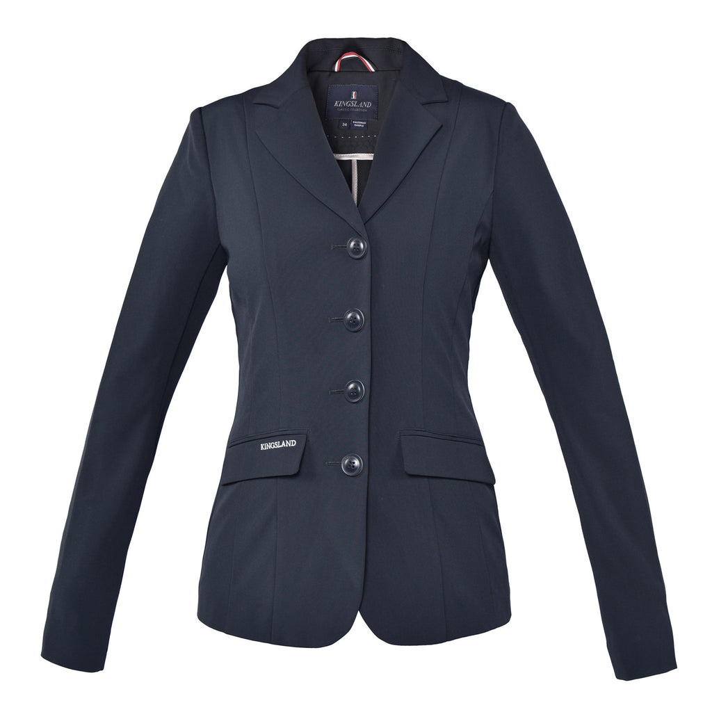 Kingsland Classic Woven Softshell Show Jacket - Ladies