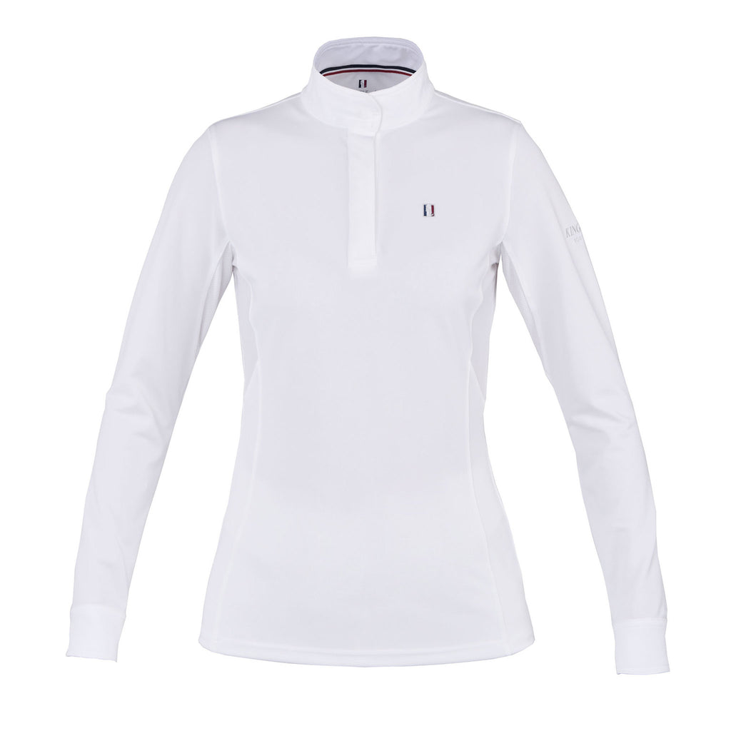 Kingsland Classic Ladies Show Shirt-Long Sleeve