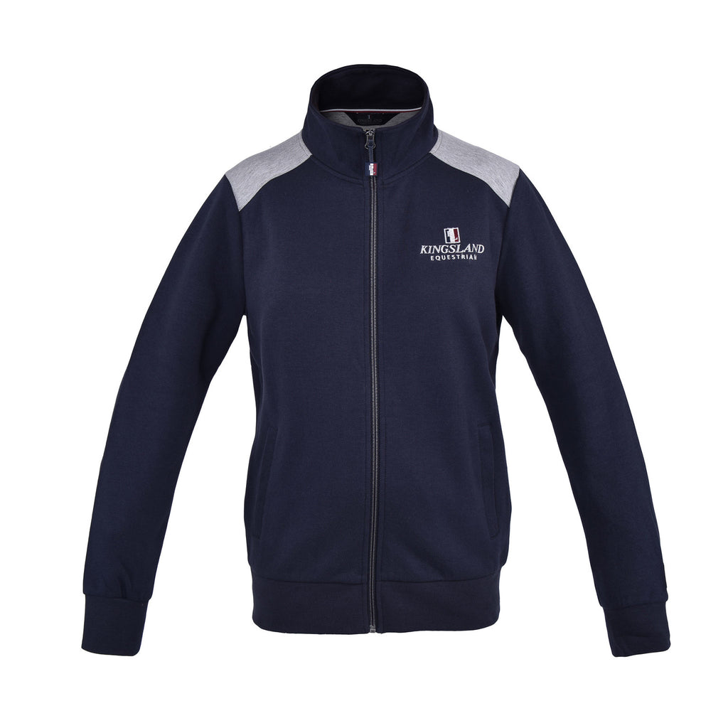 Kingsland Classic Sweat Jacket Unisex