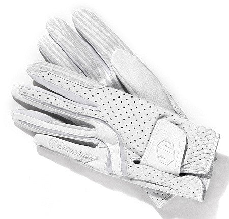 White Samshield V-Skin Gloves