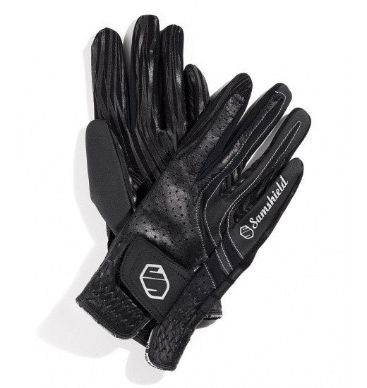 Black Samshield V-Skin Gloves