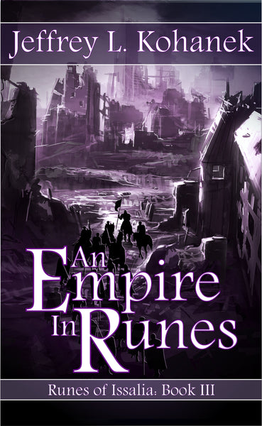 An Empire in Runes Relaunch Cover