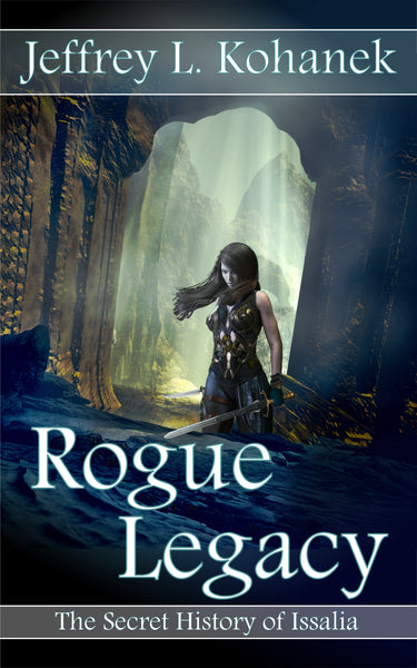 Rogue Legacy Fantasy Novel Cover by Jeffrey L. Kohanek