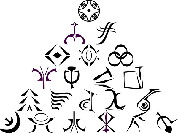 Vocation Rune Hierarchy