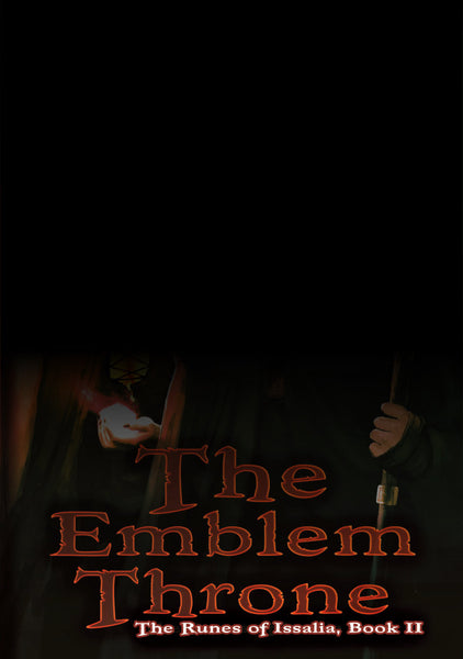 The Emblem Throne Cover Reveal Teaser
