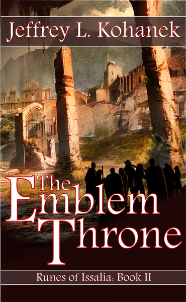 The Emblem Throne Relaunch Cover