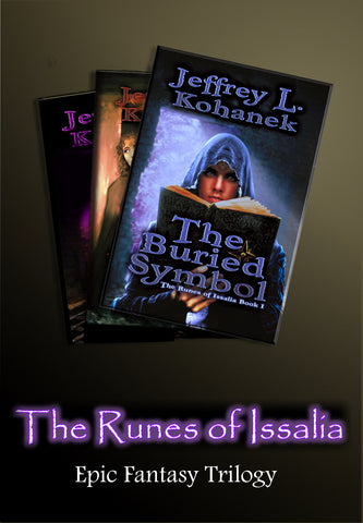 The Runes of Issalia Trilogy Boxed Set