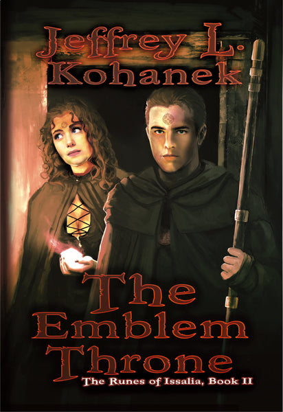 The Emblem Throne by Jeffrey L. Kohanek