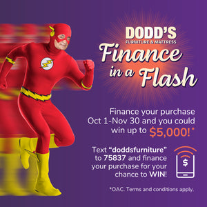 Finance in a Flash