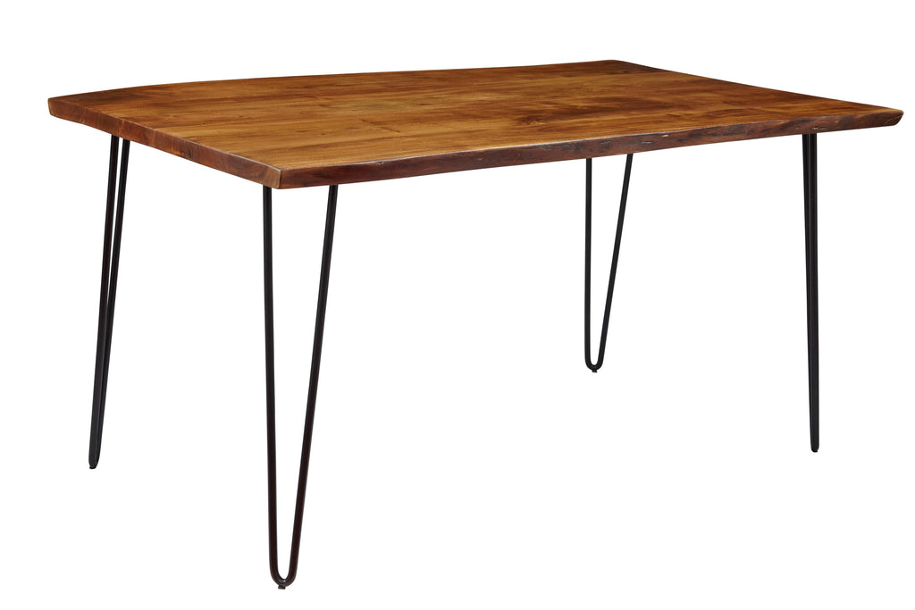 Natures Edge 60 Quot Dining Table Dodds Furniture Amp Mattress