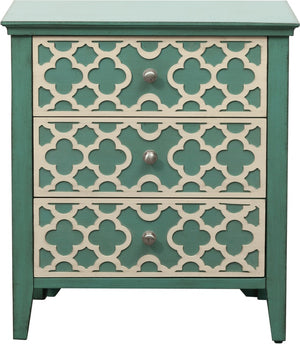 Country Charm Accent Chest