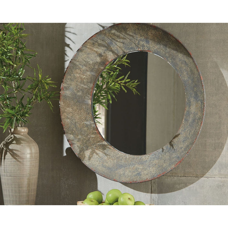 "Carine 30.25"" Accent Mirror"