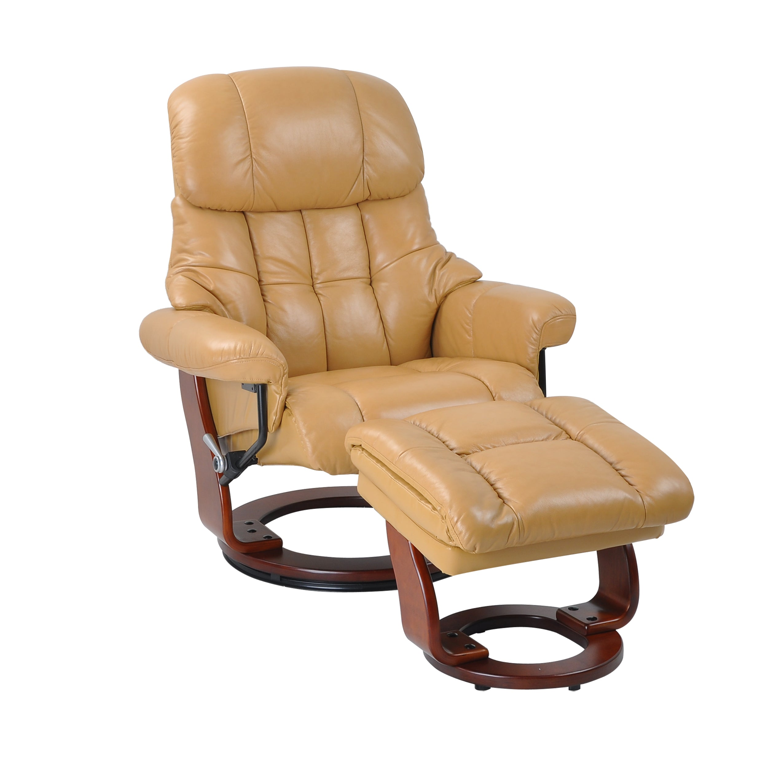 Nicholas Stress Free Leather Recliner