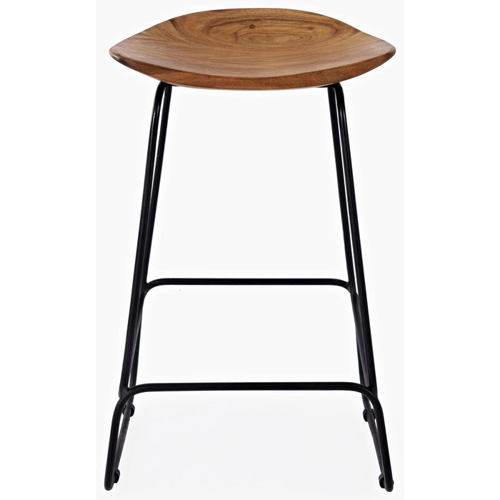Nature's Edge Natural Backless Stool (3/CTN)