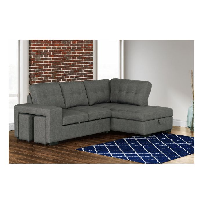 Corrado 2PC Sectional