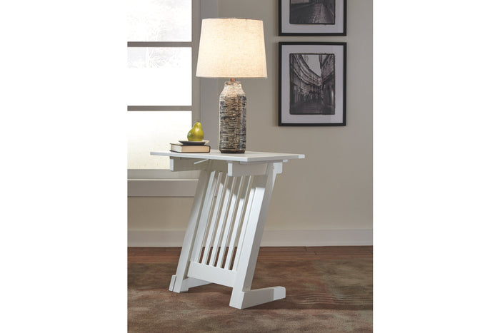 Braunner Chairside End Table