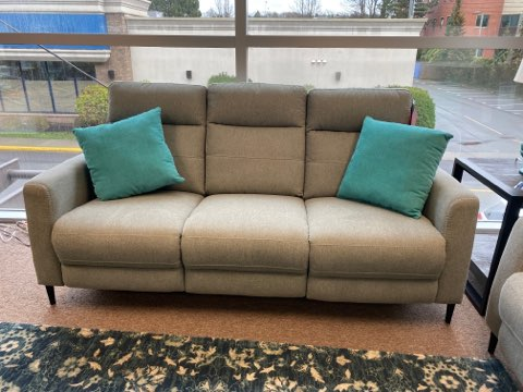 Tina Power Sofa with Power Headrest