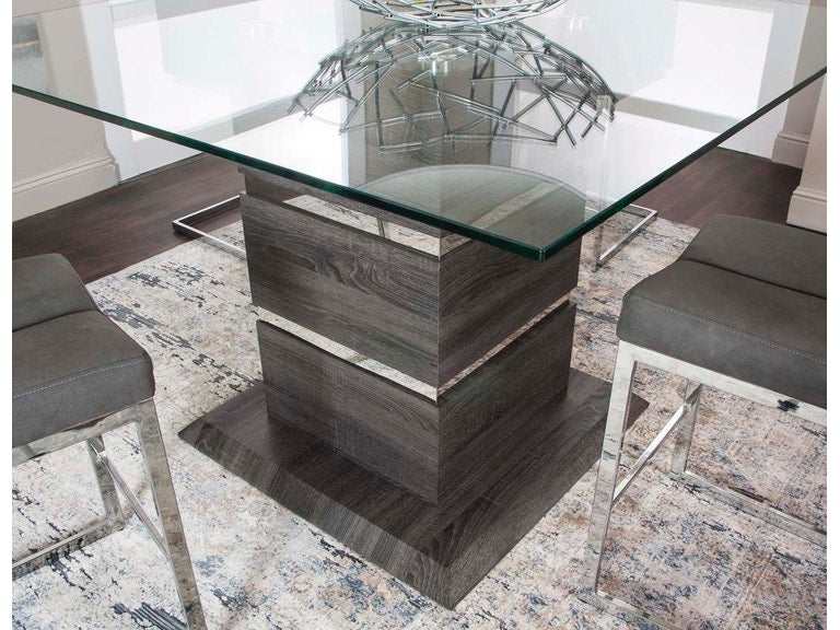 Gamma Glass Table