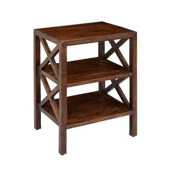 X Side Accent Table