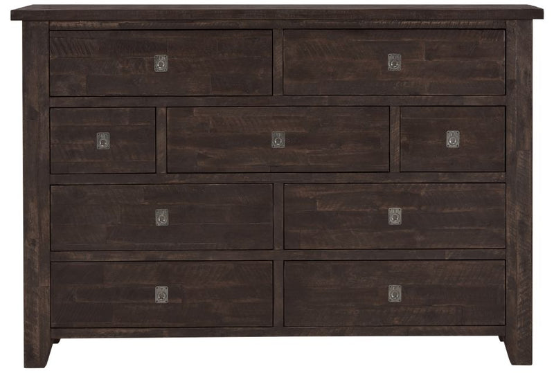 Kona 9 Drawer Dresser