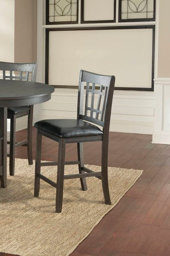 Max Distressed Pub Counter Stool