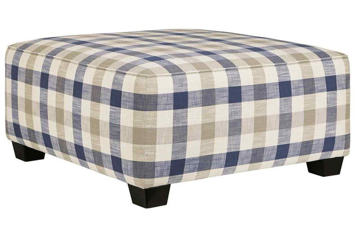 Meggett Oversized Accent Ottoman