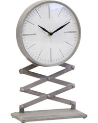 Utopia Clock with Spring Stand
