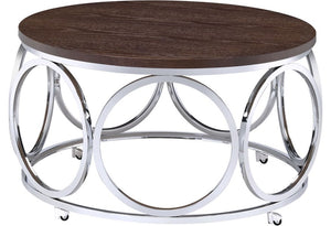 Alexis Round Coffee Table