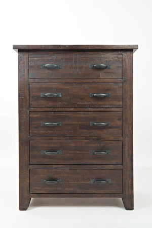 Jackson Lodge 5 Drawer Chest