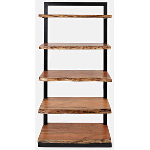 Nature's Edge 5 Shelf Bookcase