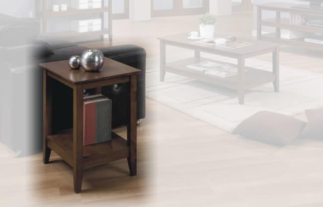 Quadra End Table
